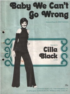 Cilla Black, Baby We Can't Go Wrong